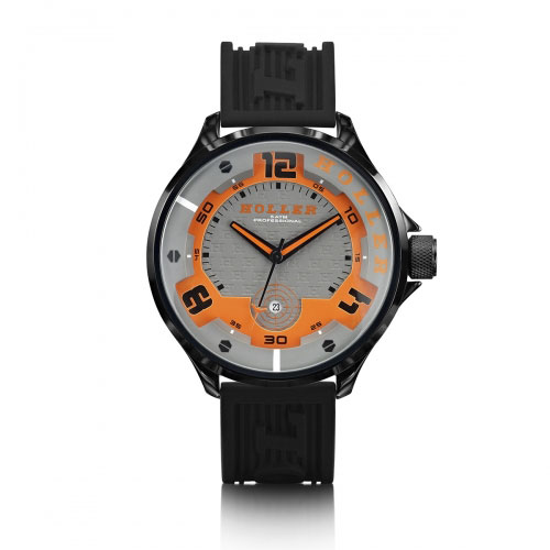 Stax Orange Watch
