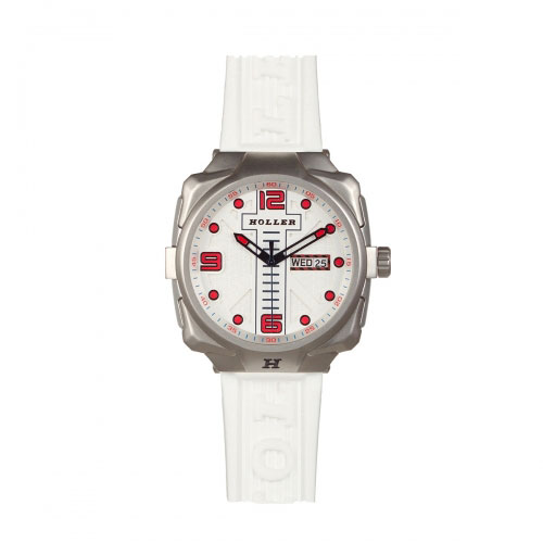 Holler Impact White Watch