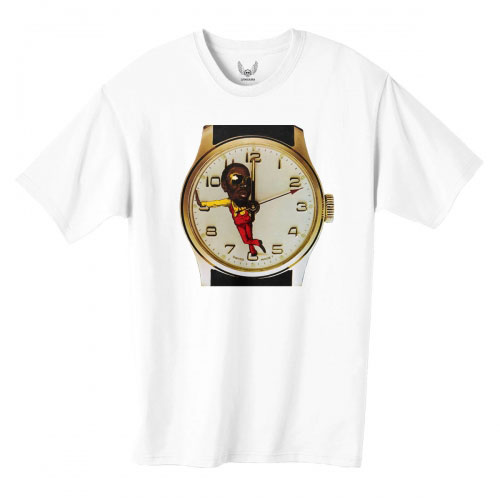 Holler CRAZIES Clarence Carter T-Shirt