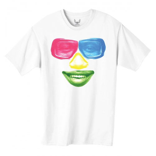 Holler Crazies Bobby Womack White T-Shirt