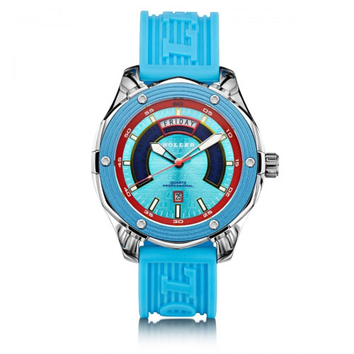 Holler Superfly Blue Watch