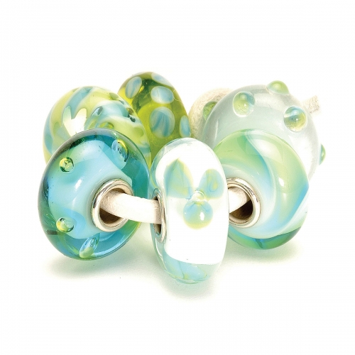Trollbeads Turquoise Kit 63004 (RETIRED)