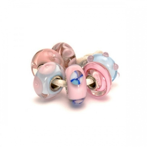 Trollbeads Pastel Glass Bead Kit 63009 (RETIRED)