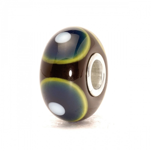 Trollbeads Green Eye Bead 61327 (RETIRED)