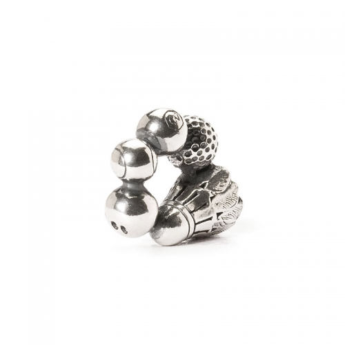 Trollbeads Champion Silver Bead 11334
