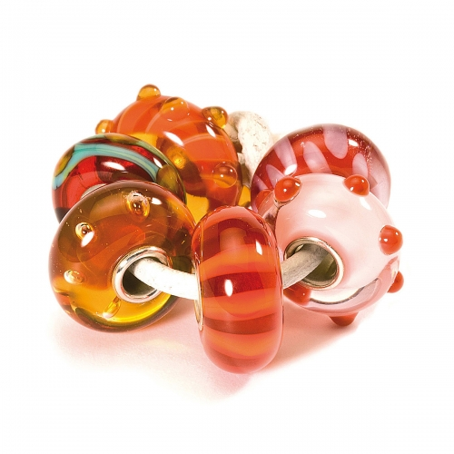 Trollbeads Red Kit 63023 (RETIRED)