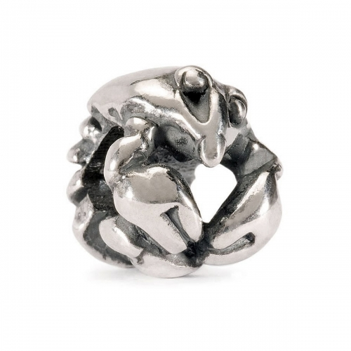 Trollbeads Cancer Silver Bead 11343