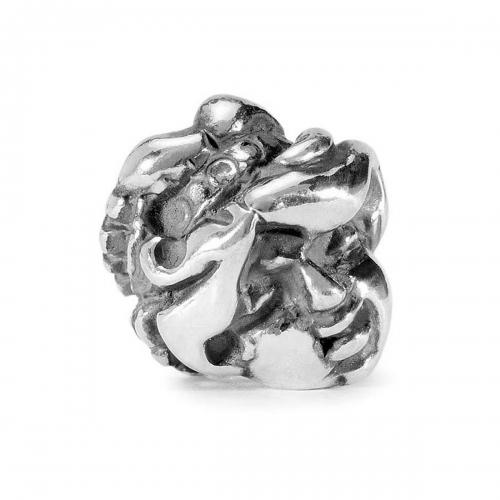 Trollbeads Virgo Silver Bead 11345