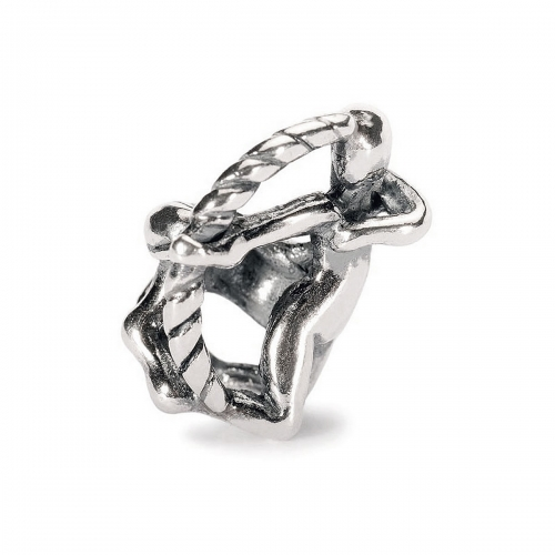 Trollbeads Sagittarius Silver Bead 11348