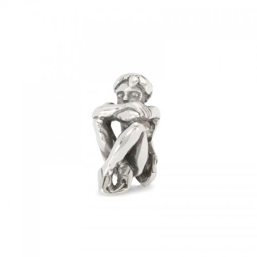 Trollbeads Spirit of Freedom Silver Bead 11523