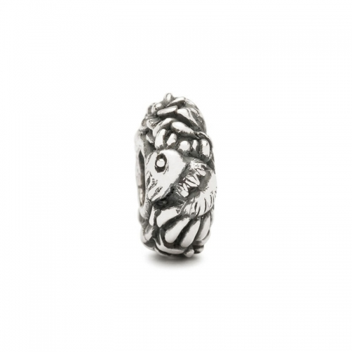 Trollbeads LIMITED EDITION Chinese Zodiac Rooster Silver Bead LE11401-10
