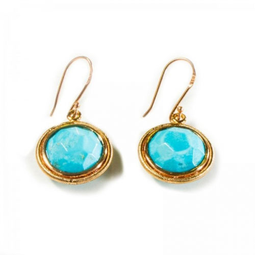 Lola Rose Gold Carey Earrings
