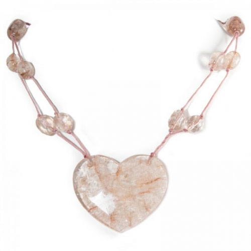 Lola Rose Smoked Rock Alix Necklace
