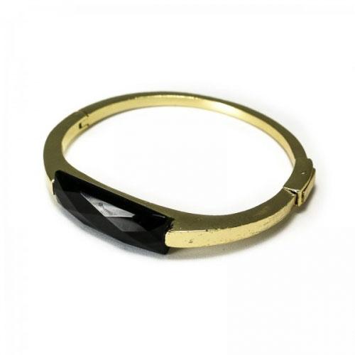 Lola Rose Black Agate Lutece Bracelet