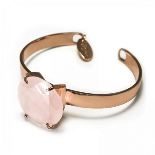 Lola Rose Rose Quartz Brienne Bracelet