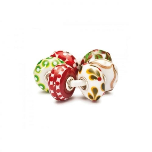 Trollbeads LIMITED EDITION Sweet Christmas Kit 64610 (RETIRED)
