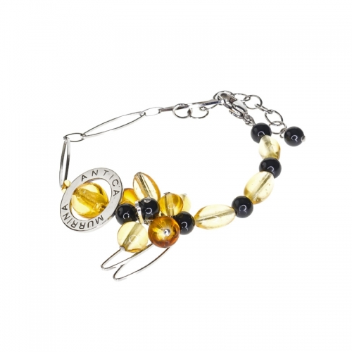 Antica Murrina Amber Dance Bracelet