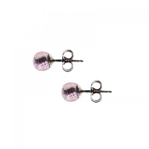 Antica Murrina Caterina, Love Purple Earrings