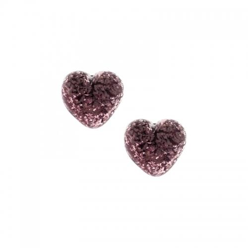 Antica Murrina Starbright Purple Earrings