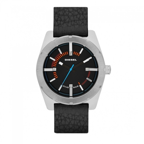 Diesel Good Company Black Dial Watch