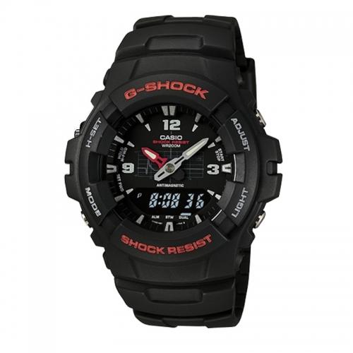 Casio G-Shock Black Resin Watch