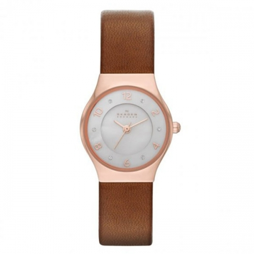 Skagen Grenen Ladies Rose Gold Watch SKW2210