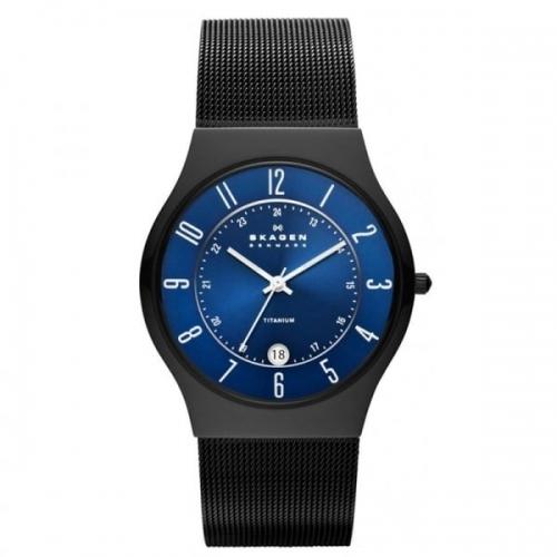 Skagen Men's Grenen Watch T233XLTMN