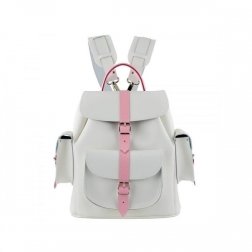 Grafea Rose Hari Leather Backpack