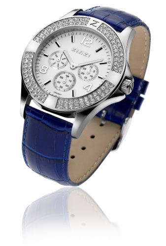 Zinzi Ladies' Blue Chronograph Watch