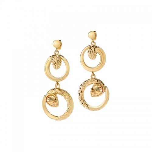 Just Cavalli Just Street Earrings