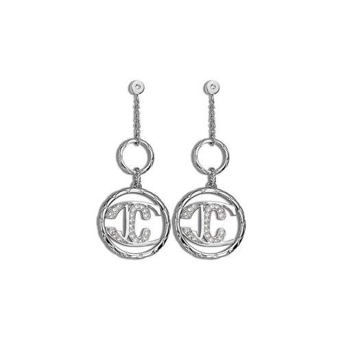 Just Cavalli Monogram Earrings