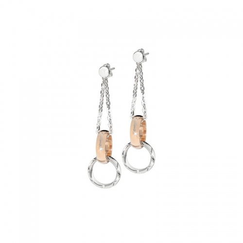 Just Cavalli Link Earrings
