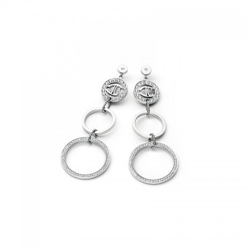 Just Cavalli Rolly Earrings