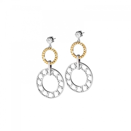 Just Cavalli Multi Logo Earrings
