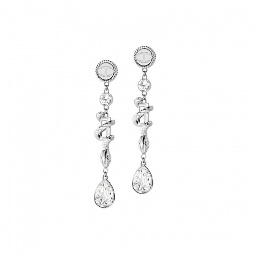 Just Cavalli Treasure Earrings