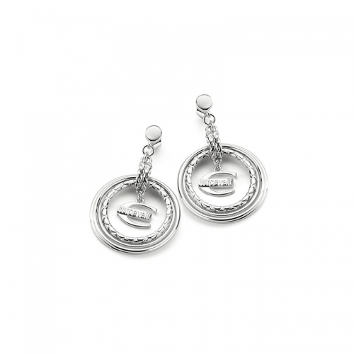 Just Cavalli Infinity Earrings