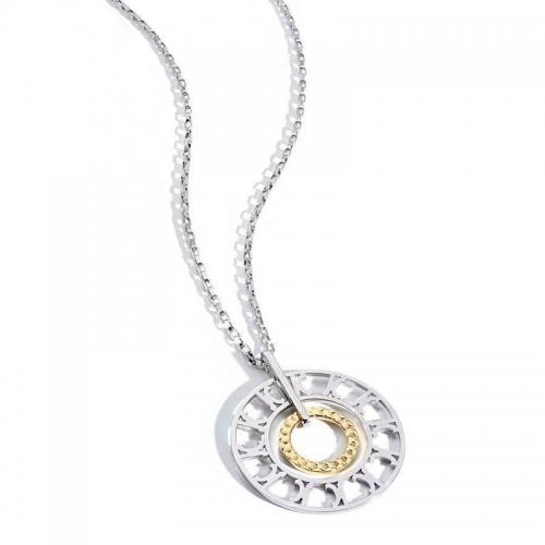 Just Cavalli Multilogo Necklace