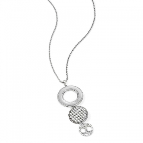 Just Cavalli Coin Necklace