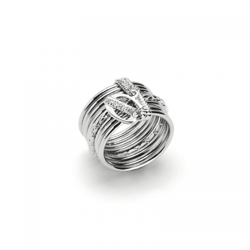 Just Cavalli Infinity Ring