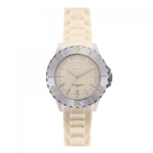 Ikki All White Kopie Sports Watch