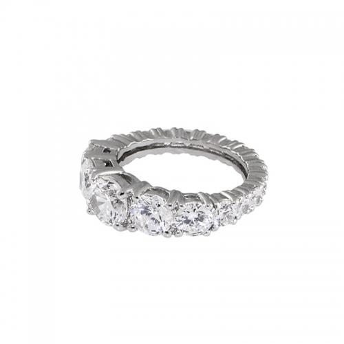 Lauren G Adams CZ Ring