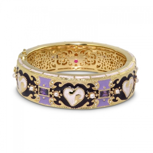 Lauren G Adams Ornate Pattern Bangle