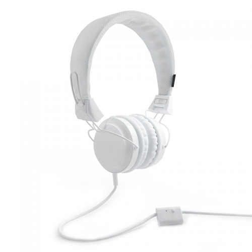 Wize and Ope Classic White Headphones - HPHO-1