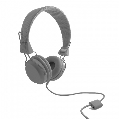 Wize and Ope Classic Grey Headphones - HPHO-5