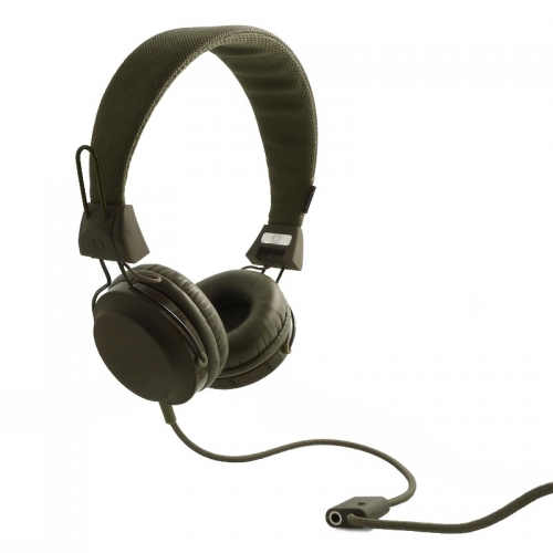 Wize and Ope Classic Khaki Headphones - HPHO-19