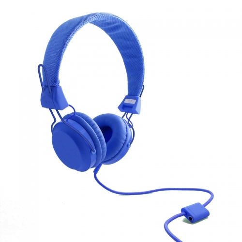 Wize and Ope Classic Royal Blue Headphones - HPHO-9
