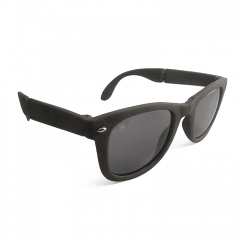 Wize and Ope Grey Folding Sunglasses - SUN-5