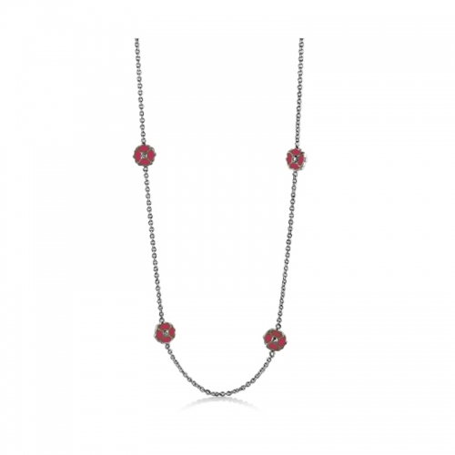 Lauren G Adams Poppy Love Long Necklace