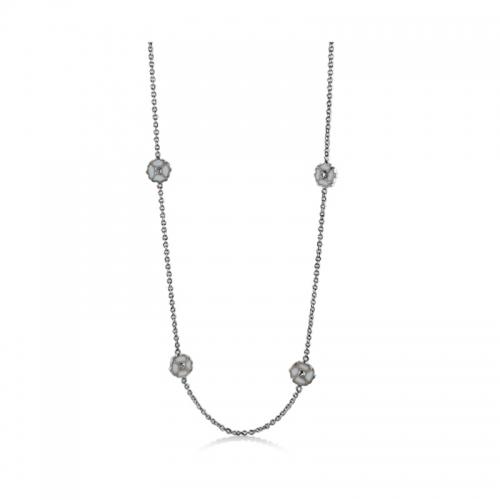 Lauren G Adams Poppy Love Long Necklace