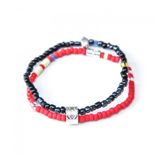 ADD Republic Limited Mini Evolution Red Bracelet